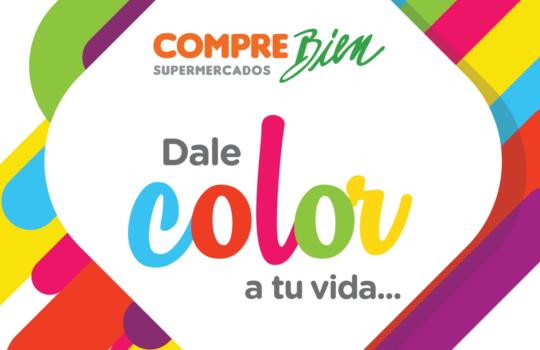 Ganadores — ¡Dale color a tu vida!