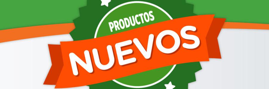 Productos nuevos — 11 al 24 de Agosto, 2020
