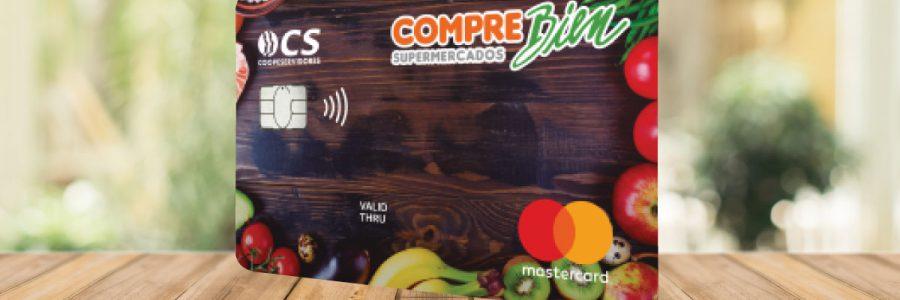AHORRE | Nueva tarjeta Coopeservidores y Compre Bien