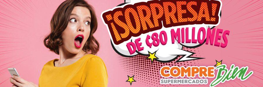Ganadores — Promoción: SORPRESA 2021